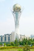 Astana. Bayterek, Sights Of City
