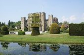 image of hever  - an outdoors view of Hever Castle in Kent - JPG