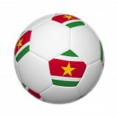 Surinamese Soccer Ball