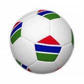 Gambia Soccer Ball