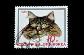 North Korea stamp 1983