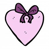 cartoon love heart