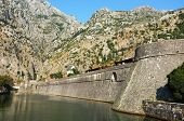 venetian fortification of Kotor Old Town, Montenegro