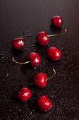 Big Red Cherries