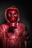pic of radioactive  - Ebola infection concept - JPG