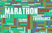 Marathon Event for Competition as a Concept
