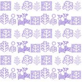 Winter blue wallpaper. Raster copy