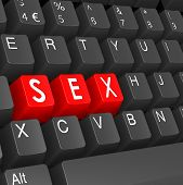Sex Keyboard
