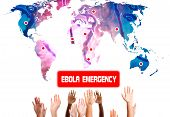 Ebola in the world