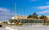 foto of sparta  - Monument of Alexander The Great in Thessaloniki Greece - JPG