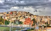 picture of piraeus  - View of Kastella - JPG
