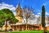 stock photo of constantinople  - The Hall of Council at the Topkapi Palace  - JPG