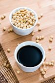 Soy Sauce (in A Bowl)