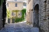 Pretty French Village