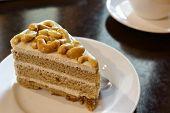 Coffee Cake .