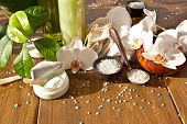 Bath Salts And Other Skin Care Products