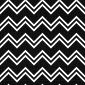 Seamless Texture With Double Zigzag Pattern