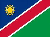 Namibia National Flag