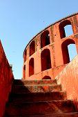 Jantar Mantar Circular Walls