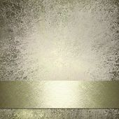 White Grunge Textured Background Parchment