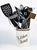 Kitchen Things In Holder