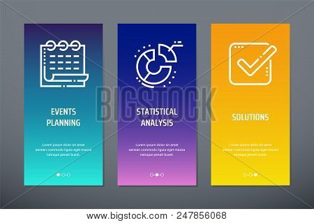 Events Planning Statistical Analysis Solutions