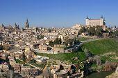 Toledo In Spain