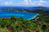 Magens Bay, Us Virgin Island St. Thomas