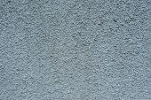 Rough Grey Surface, Facade. Rough Grey Background poster