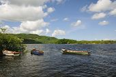 Rowing Boats on Lough Inchiquin