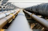 Oil Steel Pipe In Group