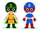 Super Heroe Kids