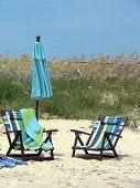Matching Beach Chairs