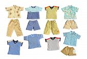 Boy'S Summer Clothes