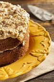 Homemade Gourmet German Chocolate Cake