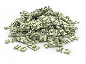 picture of prosperity  - Dollars - JPG