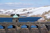 Craig Goch reservoir, Elan Valley, Wales UK.