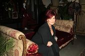 BEVERLY HILLS - NOV 26: Sharon Osbourne at a preview of their Osbourne Memorabilia auction at the Gi