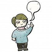 picture of belching  - gross belching man cartoon - JPG
