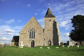 St Clement Church On Romney Marsh