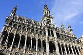 Kings House In Grand Place, Brussels