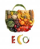 Eco food handbag