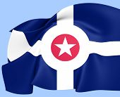 Flag Of Indianapolis