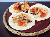 Shrimp Taco Dinner