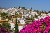 Spanish landscape Nerja Costa del Sol Spain
