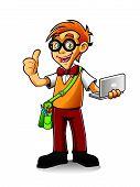 Geeky Boy