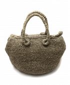 Knitted Woman Handbag