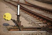 Railway Switch - Symbolizes A Decision