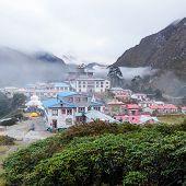 Tengboche Monastery In Khumbu Vallley, Nepal
