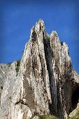 Beautiful Limestone Wild Ridge